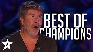 Video BEST Of America's Got Talent: The Champions! | Got Talent Global MP3, 3GP, MP4, WEBM, AVI, FLV Juni 2019