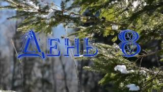 Відео восьмого дня зимових шкільних канікули 2017 року за програмою «Зимове диво»