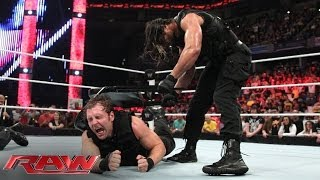 The Shield Implodes  Raw  June 2  2014