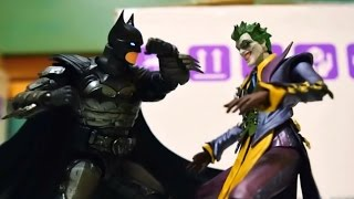 Batman vs Joker !
