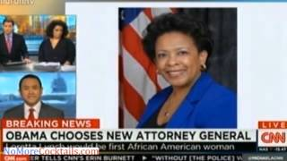 Obama To Nominate Loretta Lynch For AG Who Oversaw Prosecution Of White Police Officer