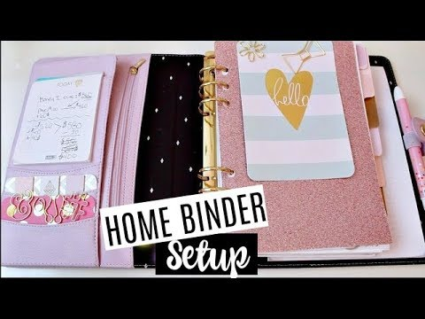 My 2015 Planner Setup! (How I Stay Organized)