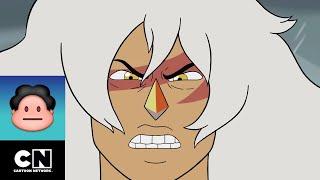 A história de Malaquita (Parte 2)  Steven Universo  Cartoon Network