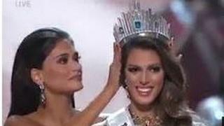 Miss Francia gana el certamen Miss Universo 2017 Francia gana el Miss Universo 2017, Colombia es tercera.La candidata de Francia, Iris Mittenaere, resultó elegida este domingo como la Miss Universo 2017, en el evento llevado a cabo en el Asia Arena de Manila (Filipinas).
