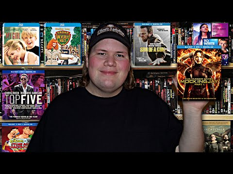 My Blu-ray Collection Update 3/8/15 : Blu ray and Dvd Movie Reviews