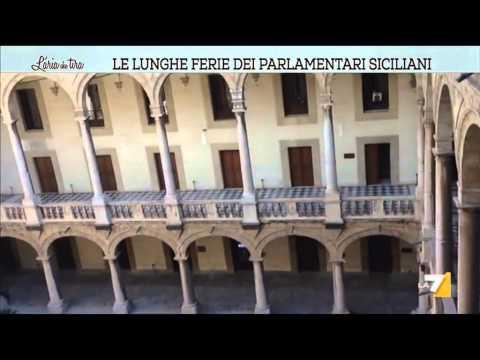 le lunghe ferie dei parlamentari siciliani