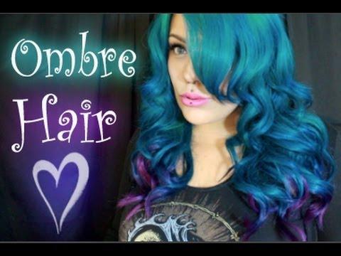 Ombre Hair Como Aplicar Extensiones de Cabello ¶ Reseña Dirty Looks