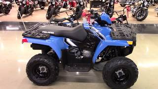 6. 2018 Polaris Industries Sportsman 110 EFI - New ATV For Sale - Elyria, OH