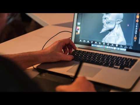 Wacom Intuos 3D Unboxing 3