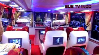 Video Kemewahan BUS No1 DI Indonesia SEMPATI STAR PANORAMIC Double Decker SDD MP3, 3GP, MP4, WEBM, AVI, FLV Agustus 2017