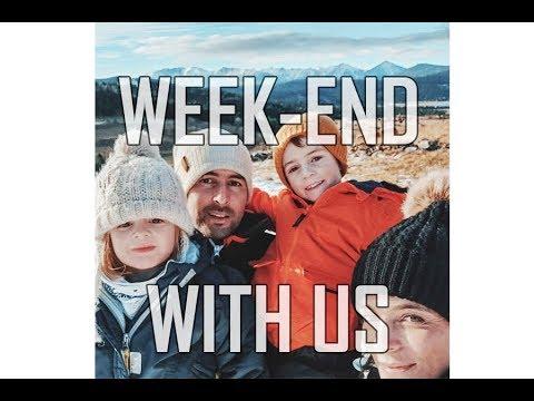 Un week-end en famille à la montage [FAMILY VLOG]