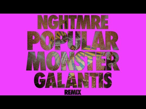 Falling In Reverse - Popular Monster (NGHTMRE & Galantis Remix) [Official Video]
