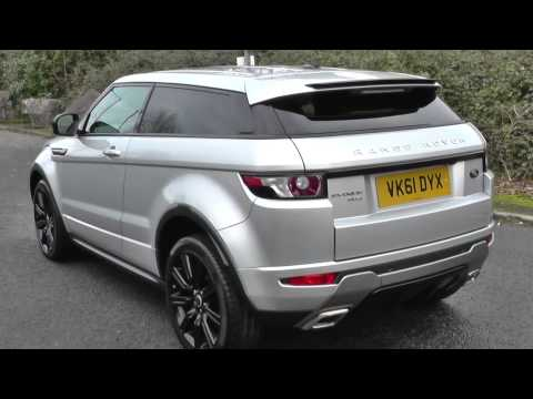 Land Rover RANGE ROVER EVOQUE 2.2 SD4 Dynamic 3dr U8749