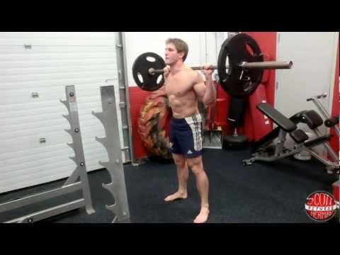 barbell - Check out http://www.scotthermanfitness.com/ for more information and detailed exercises! Join the most supportive and fastest growing community on facebook!...