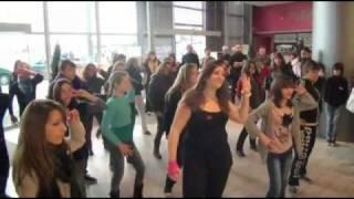 Tonnay-Charente France  city photos : Flashmob Tonnay-Charente 18.02.2012 (Super U)