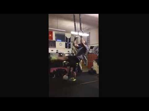 muscle ups at tweed crossfit