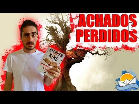 [Resenha] ACHADOS E PERDIDOS | Stephen King