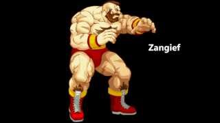 Street Fighter Tons YouTube video