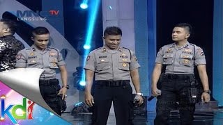 Video Polisi Polisi Kece Jago Nyanyi - KDI Meet Idol (7/8) MP3, 3GP, MP4, WEBM, AVI, FLV Maret 2018