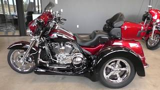 1. 855895   2012 Harley Davidson Tri Glide Ultra Classic   FLHTCUTG Used motorcycles for sale