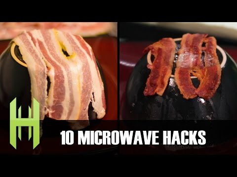 10 Things You Didn't Know Your Microwave Could Do!