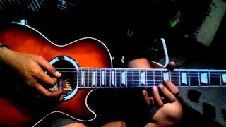Video R band - cemburu [ lesson guitar intro by Kiki ' R band ' ] MP3, 3GP, MP4, WEBM, AVI, FLV Oktober 2018