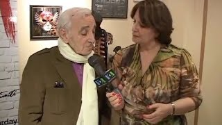 "Charles Aznavour: ""I Love to Live"""