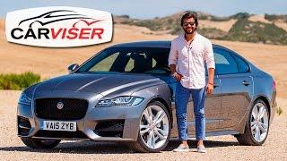 yeni jaguar xf tanıtım videosu