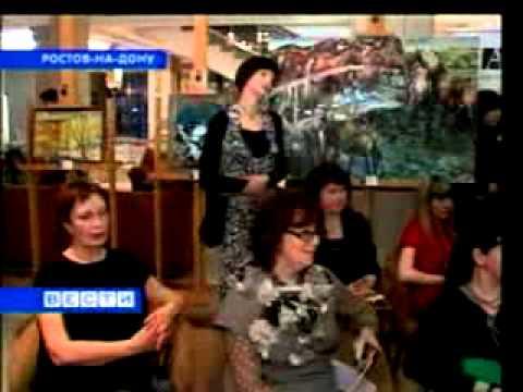 Благотворительная кукольная акция в Ростове-на-Дону. Наталья Толстая