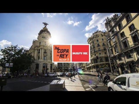 La 36 Copa del Rey MAPFRE suelta amarras en Madrid