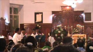 Tuticorin India  city photos : Holy Trinity Church , Tuticorin, India , 2014 Christmas Carol service
