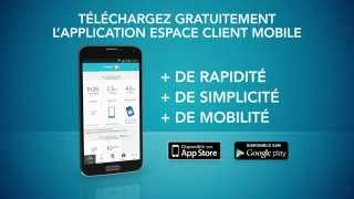Espace Client Mobile YouTube video