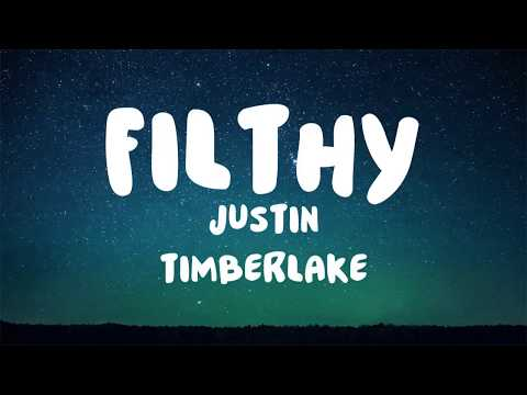 Video Justin Timberlake - Filthy [LYRICS] download in MP3, 3GP, MP4, WEBM, AVI, FLV January 2017
