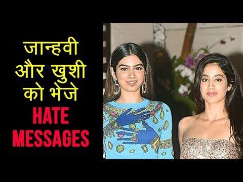 Janhvi Kapoor TROLLED for Celebrating Birthday Aft