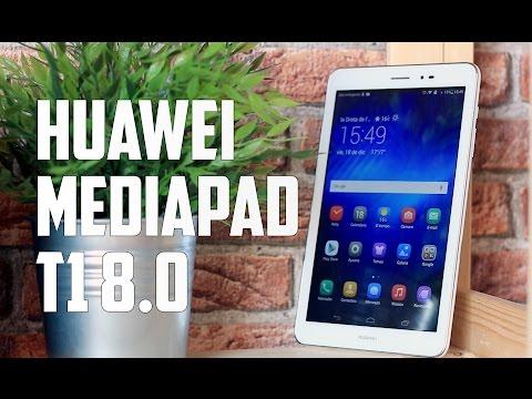 Huawei Mediapad T1 8, review en español