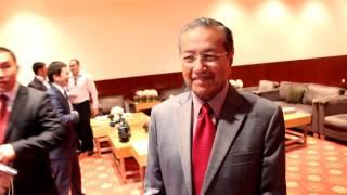 Nasihat Tun Mahathir Kepada Usahawan - ShahabudeenJalil.com