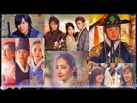 Best Historical Korean Dramas you shouldn't miss