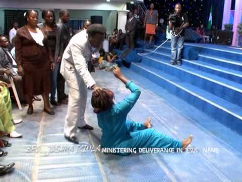 The power of GOD'S presence Deliverance