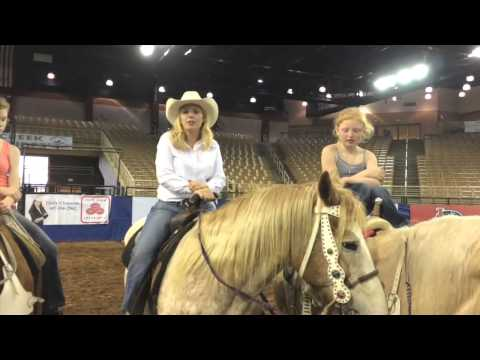 Silver Spurs Rodeo History and Trick Riding