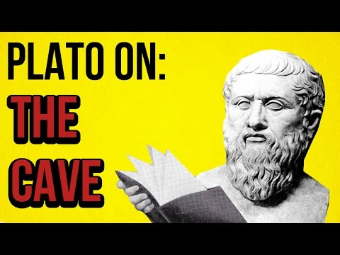 PLATO ON: The Allegory of the Cave (видео)