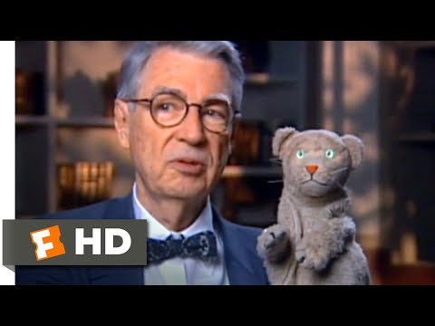 Won't You Be My Neighbor? (2018) - Daniel Striped Tiger Is The Real Fred Scene (3/10) | Movieclips