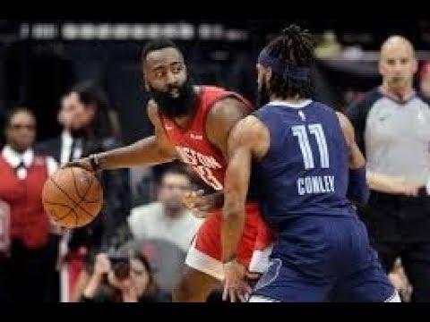 Houston Rockets vs Memphis Grizzlies NBA Full Highlights (1st January 2019)