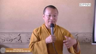 Kinh Lăng Già 13: Thiền định ngoại đạo và thiền định Phật giáo - TT. Thích Nhật Từ