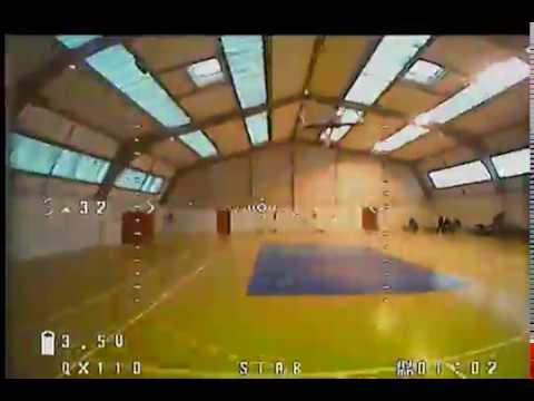Eric: petite vidéo de notre après midi vu du mon drone QX110