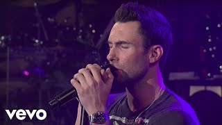 Video Maroon 5 - She Will Be Loved (Live on Letterman) MP3, 3GP, MP4, WEBM, AVI, FLV April 2018