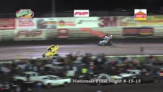Knoxville Raceway Nationals 8-15-15