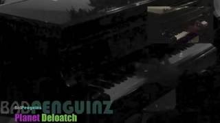 Percussive Piano -  rich rhythms and melody -  impossibly  played - by Attacque  track penguin and Large Mutant Music Ducks!-Badpenguinz