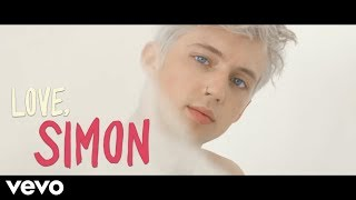 Video Troye Sivan - Strawberries & Cigarettes (Love, Simon Music Video) MP3, 3GP, MP4, WEBM, AVI, FLV Oktober 2018