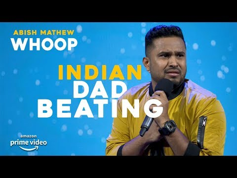 Indian Dad Beating | Abish Mathew Stand Up Comedy | WHOOP