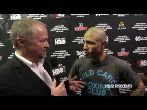 WATCH: One on One With Miguel Cotto (Video)